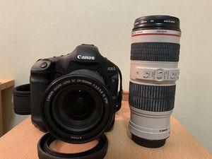 Canon EOS 1D Mark IV with 24-105mm EF lens & 70-200 L lens BEST OFFER for Sale in Pembroke Park, FL