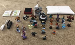 Nintendo Wii Fit Skylanders Bundle for Sale in San Antonio, TX