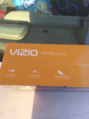Vizio 2.1 sound bar for Sale in Denver, CO