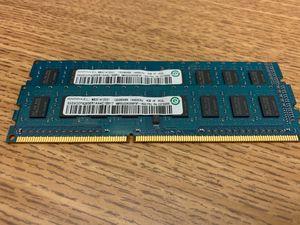 GDDR3 RAM 8GB (4x2) for Sale in Fort Bragg, NC