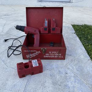 Antique Milwaukee Power Drill for Sale in Hialeah, FL
