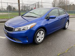 Kia Forte 2017 (27k mile only ) for Sale in Kent, WA