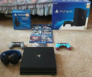 Sony PS4 Pro 1TB Console - PlayStation 4 Pro 1TB Console for Sale in Phoenix, AZ