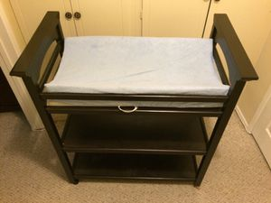 Graco changing table for Sale in Los Angeles, CA