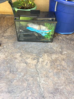 Fish tank for Sale in Winchester, CA