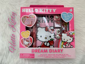 Brand New Hello Kitty Diary for Sale in Roseville, CA