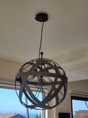 Designer pendant light for Sale in Oceanside, CA