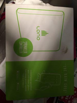 Lono WiFi sprinkler controller for Sale in Millcreek, UT