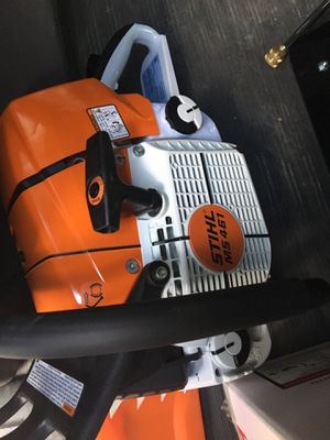 Stihl chainsaw 461 for Sale in Washington, DC
