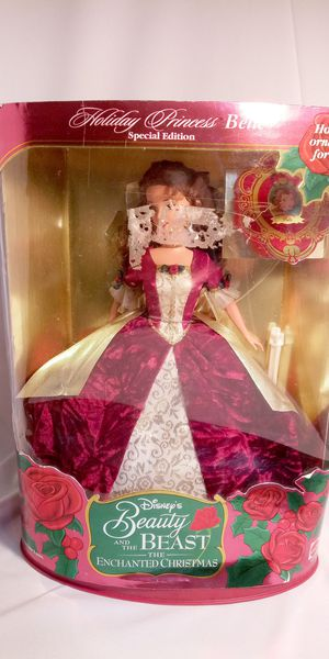 New Beauty and the Beast Barbie for Sale in Ontario, CA