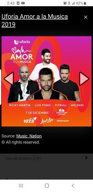 Amor a la musica 2019 for Sale in Miami, FL
