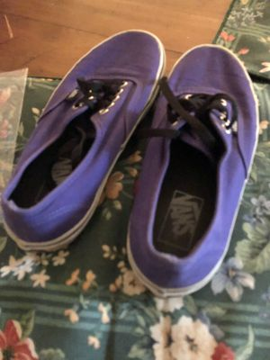Purple vans women for Sale in Longview, TX