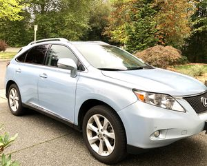 ***Low Miles*** 60k miles 2010 Lexus Rx350 Original Owner No Auto Accidents, newly changed tires 6/2019 for Sale in Renton, WA