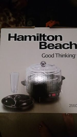 Hamilton Beach egg cooker for Sale in Austin, TX