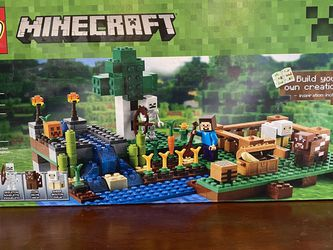 Lego Minecraft - The Farm, Never Opened! for Sale in Beaverton,  OR