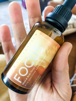 Organic oil for brain health and focus! 2 month supply! for Sale in Island Lake, IL