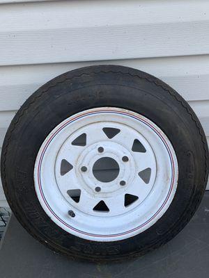 Trailer Wheel 4.80-12 for Sale in Fort Mill, SC