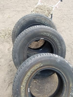 NEW GENRAL TIRE 265/70/R16 for Sale in Delta, CO
