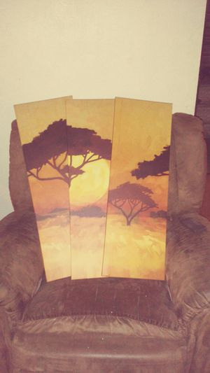 Sunset painting for Sale in Davenport, IA
