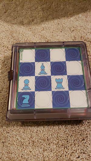 Thinkfun solitaire chess for Sale in Redmond, WA