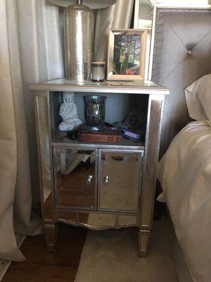 Hayworth Mirrored Nightstand for Sale in Orange, CA