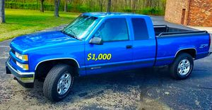 🔥$1000 I'm selling my Chevrolet 1500 Silverado 1997 for Sale in Pittsburgh, PA