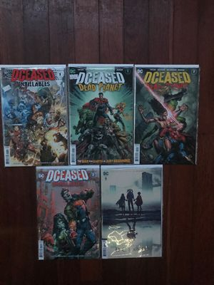 DC Comics DCeased for Sale in San Pablo, CA