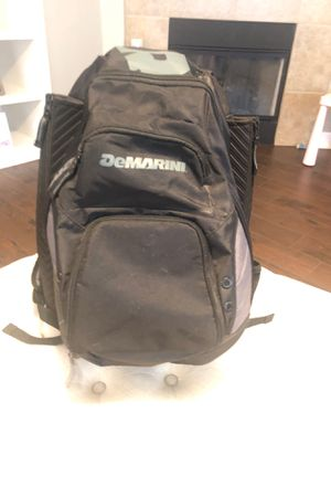 Black baseball backpack or bag for Sale in Hemet, CA