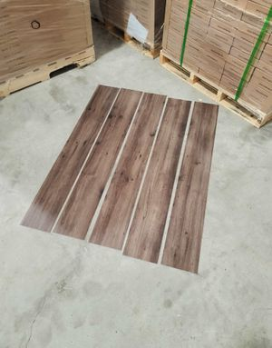 Luxury vinyl flooring!!! Only .65 cents a sq ft!! Liquidation close out! 7LV for Sale in Norwalk, CA