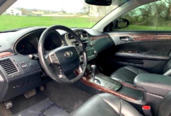 2011 Avalon  Sdn V6 Auto EX-L