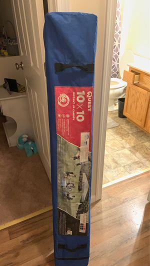 10x10 canopy for Sale in Preston, MD