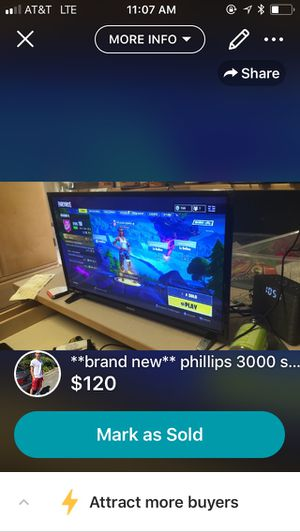 Philips 24' monitor for Sale in Arcata, CA