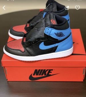 Jordan 1 nyc to chi wmns size 8.5 d for Sale in Miami, FL