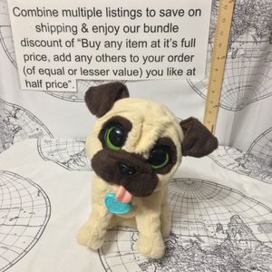 FurReal Friends Jumping Pug (Ship only) for Sale in Concord, NC