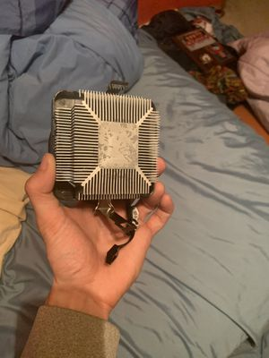 Cooler master cpu cooler for Sale in Machesney Park, IL