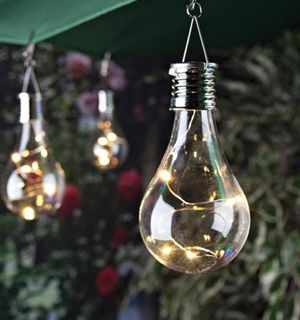 Solar light bulb (1) for Sale in El Monte, CA