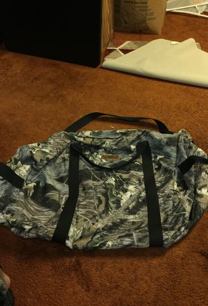 Camo Duffle Bag Forest Fall Pattern for Sale in Columbus, OH