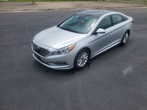 2015 HYUNDAI SONATA LIMITED 91K MI!!! EASY FINANCING AVAILABLE!! for Sale in Columbus, OH