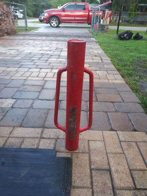 Handheld post driver for Sale in Riverview, FL