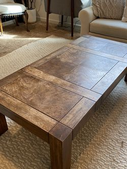 Solid Wood Coffee Table for Sale in Puyallup,  WA