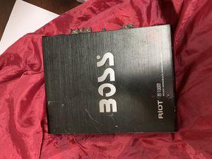 Boss 1100W Sub Woofer Amplifier for Sale in Oceanside, CA