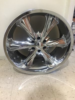 "20"" rims 6lug for Sale in New York, NY"