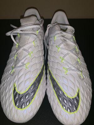 Soccer cleats ACC Nike Hypervenom Phantom III Elite SG Pro Cleats for Sale in Menifee, CA