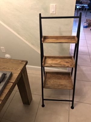 Ladder shelf for Sale in Homestead, FL