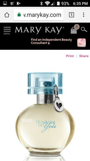 Perfume..check out my profile page to purchase other items for Sale in Dallas, TX