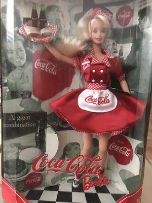 1998 Coca-Cola Barbie Doll for Sale in Miami, FL