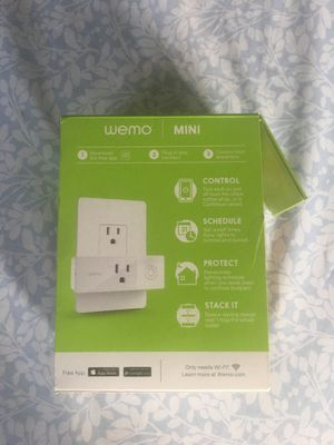 Smart plug for Sale in San Diego, CA