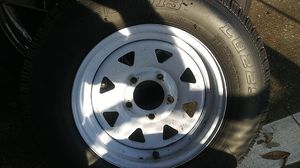 Trailer tire for Sale in Kissimmee, FL