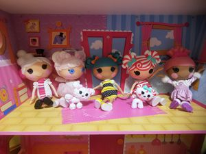 Lalaloopsy dolls for Sale in Gambrills, MD
