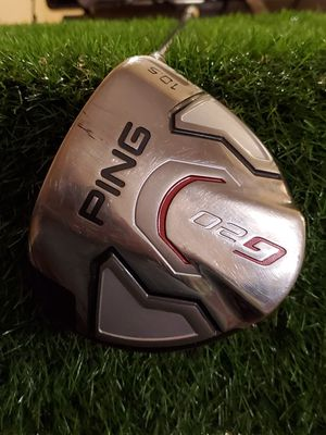 Ping G20 Driver 10.5° Regular Flex, RH for Sale in Santa Clarita, CA